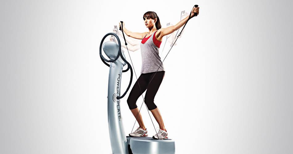Powerplate Fitness-maskin